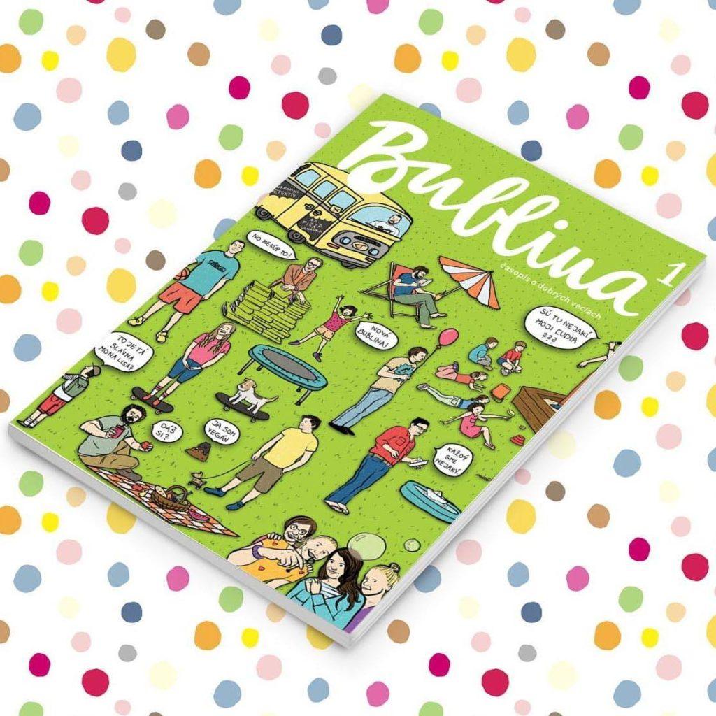 Časopis Bublina