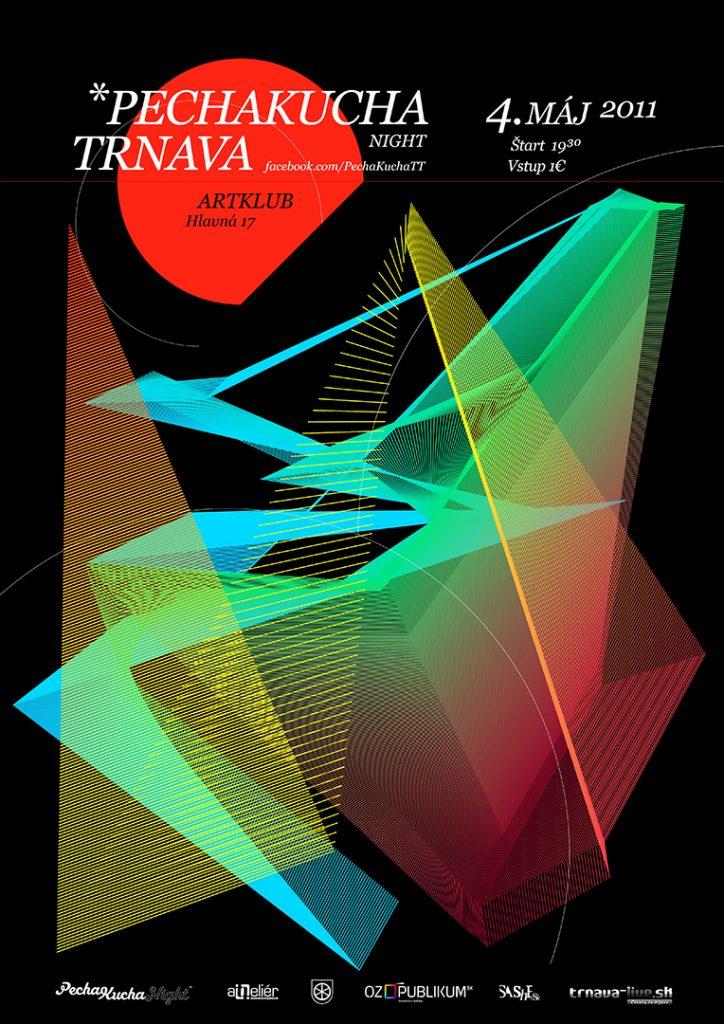 PechaKucha Night Trnava vol. 01, autor: Martin Máčada