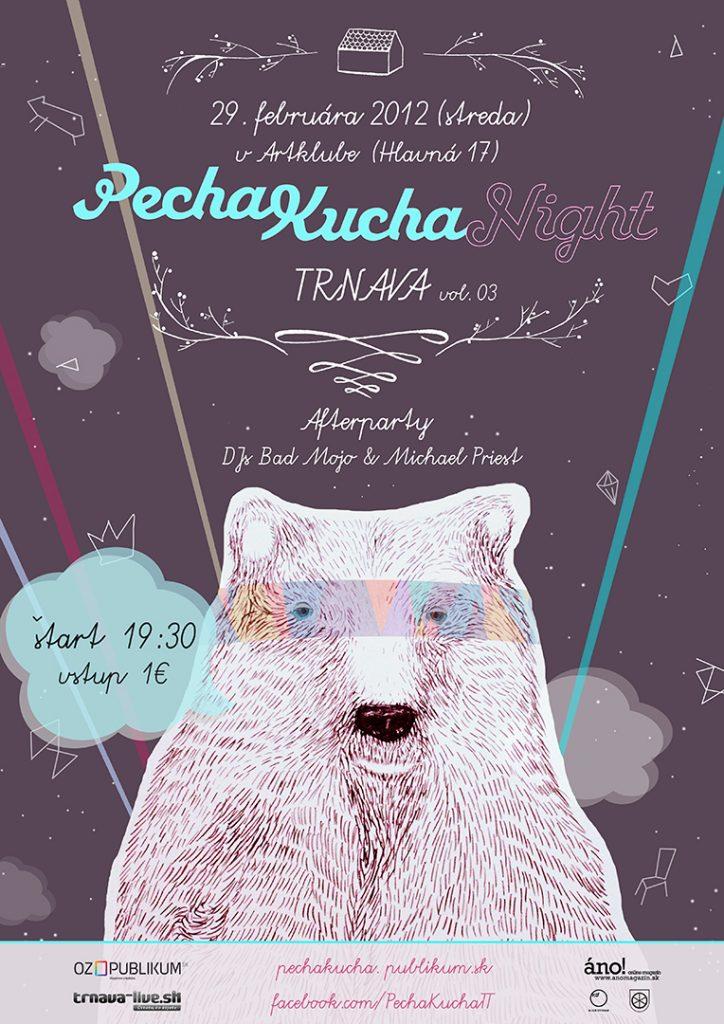 PechaKucha Night Trnava vol. 02, autor: Simona Čehová