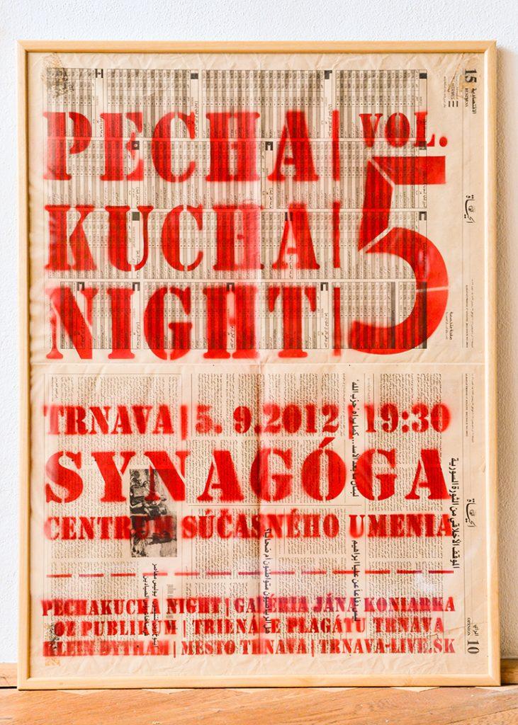 PechaKucha Night Trnava vol. 05, autor: Ivan Kasaj