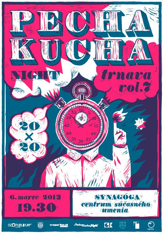 PechaKucha Night Trnava vol. 07, autor: Daniela Olejníková