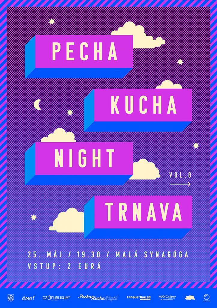 PechaKucha Night Trnava vol. 08, autor: Miška Chmelíčková