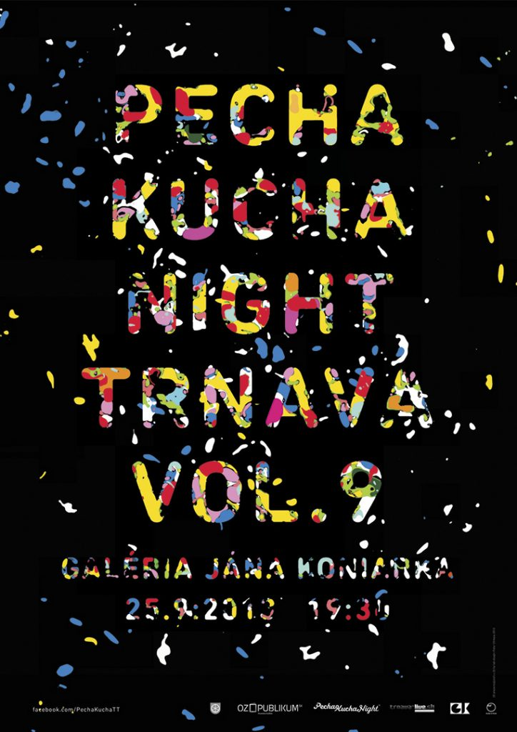 PechaKucha Night Trnava vol. 09, autor: Peter Chmela