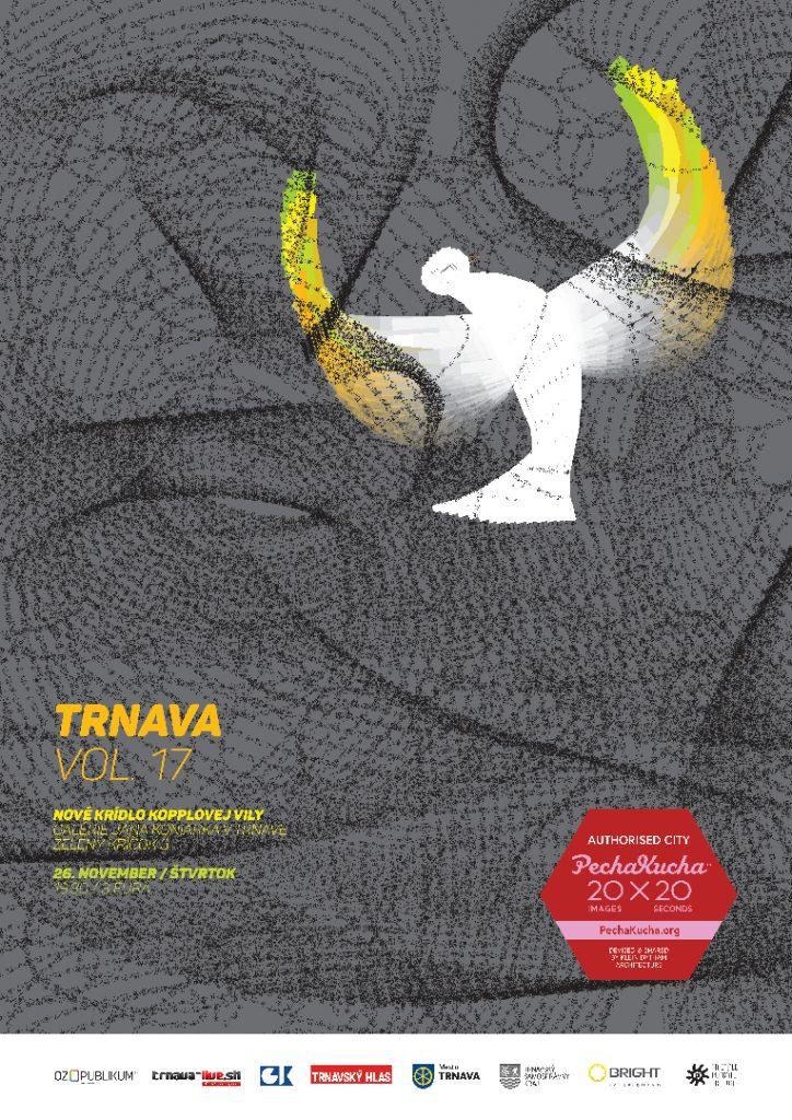 PechaKucha Night Trnava vol. 17, autor: Petra Adamková