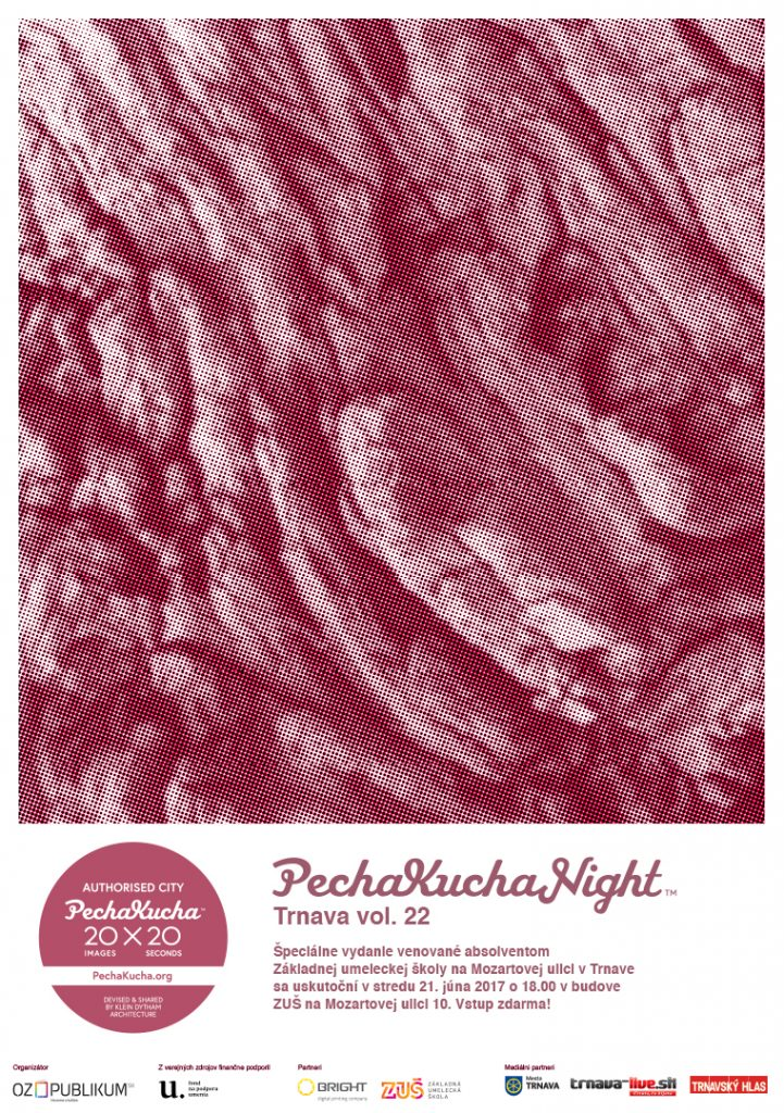 PechaKucha Night Trnava vol. 22, autor: Dominika Valentovičová