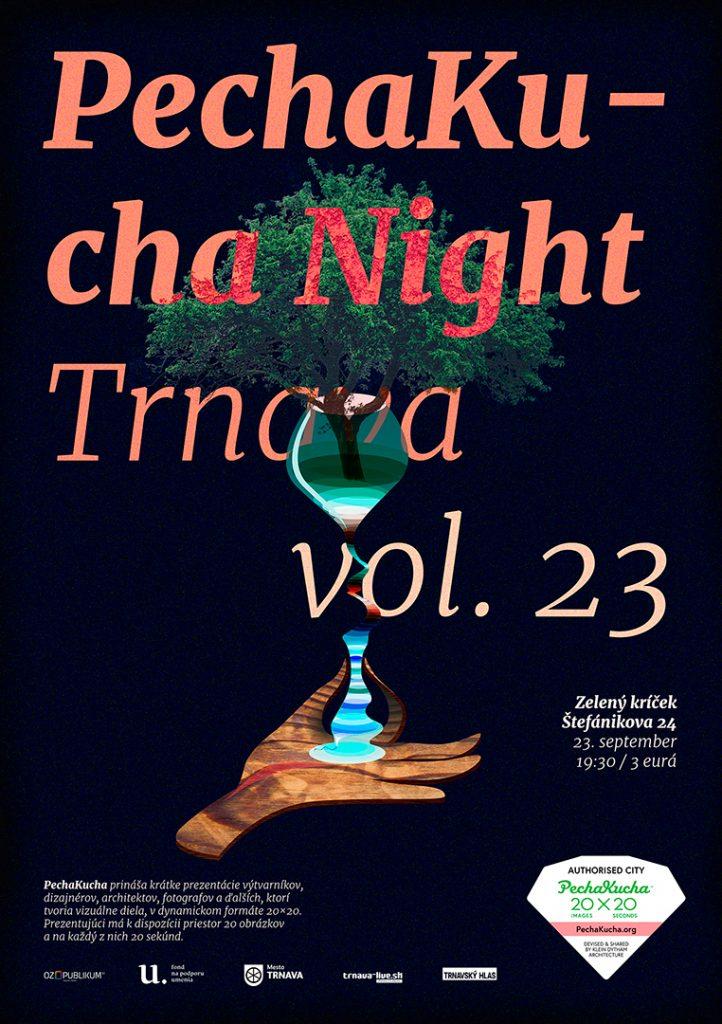PechaKucha Night Trnava vol. 23, autor: Petra Adamková