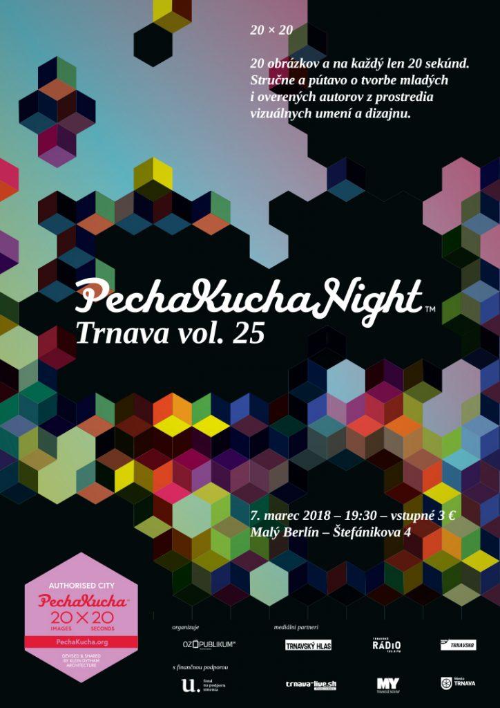 PechaKucha Night Trnava vol. 25, autor: Petra Adamková