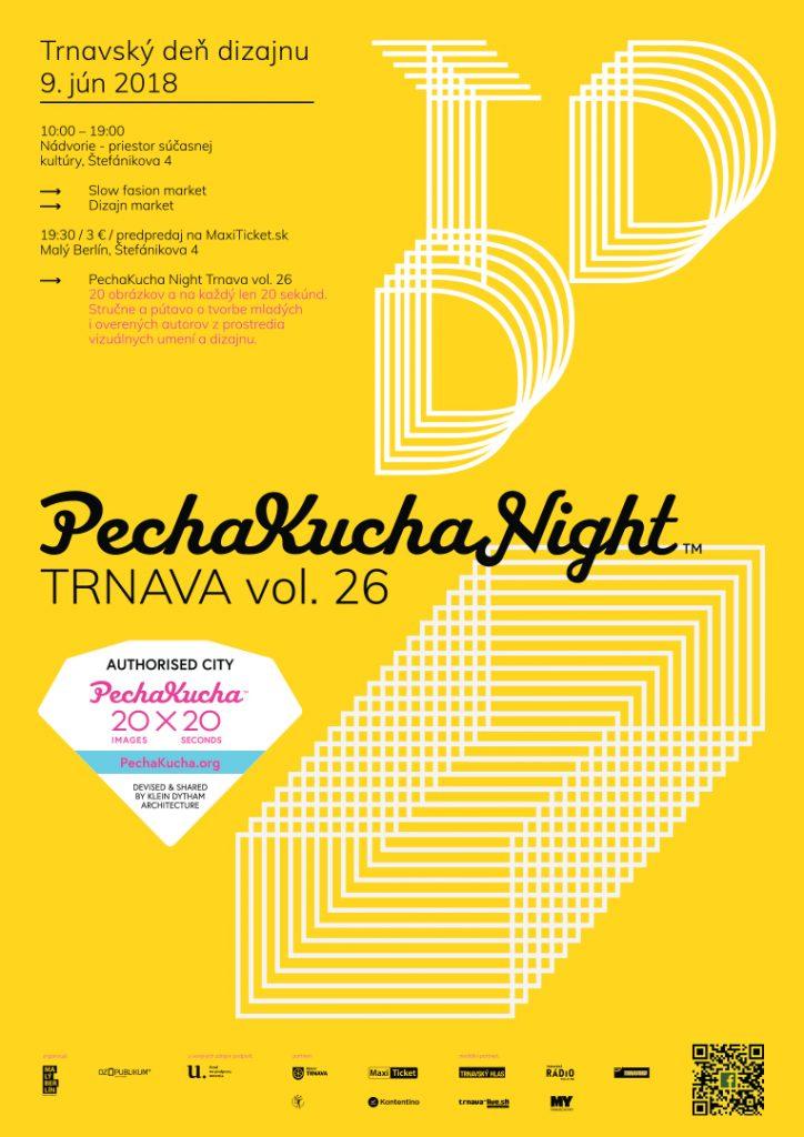 PechaKucha Night Trnava vol. 26, autor: Petra Adamková