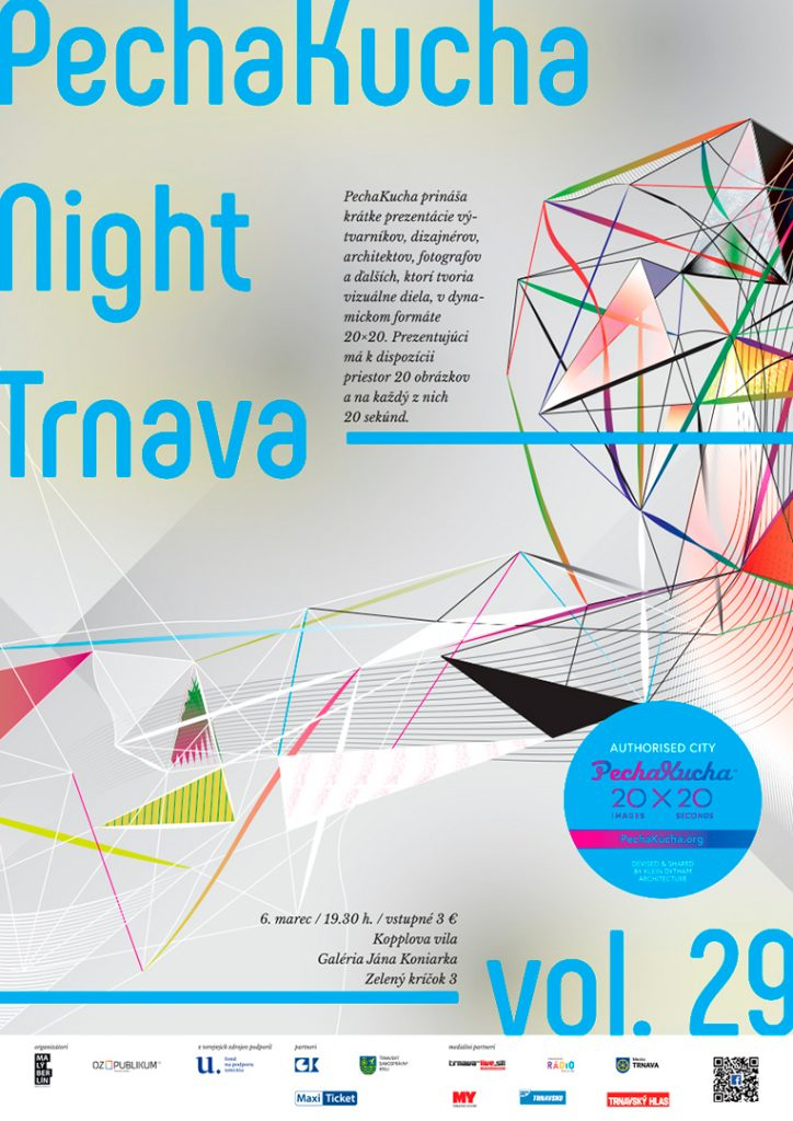 PechaKucha Night Trnava vol. 29, autor: Petra Adamková