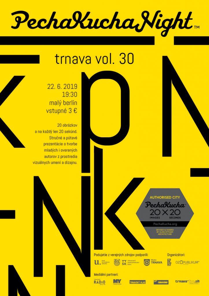 PechaKucha Night Trnava vol. 30, autor: Daria Petríková