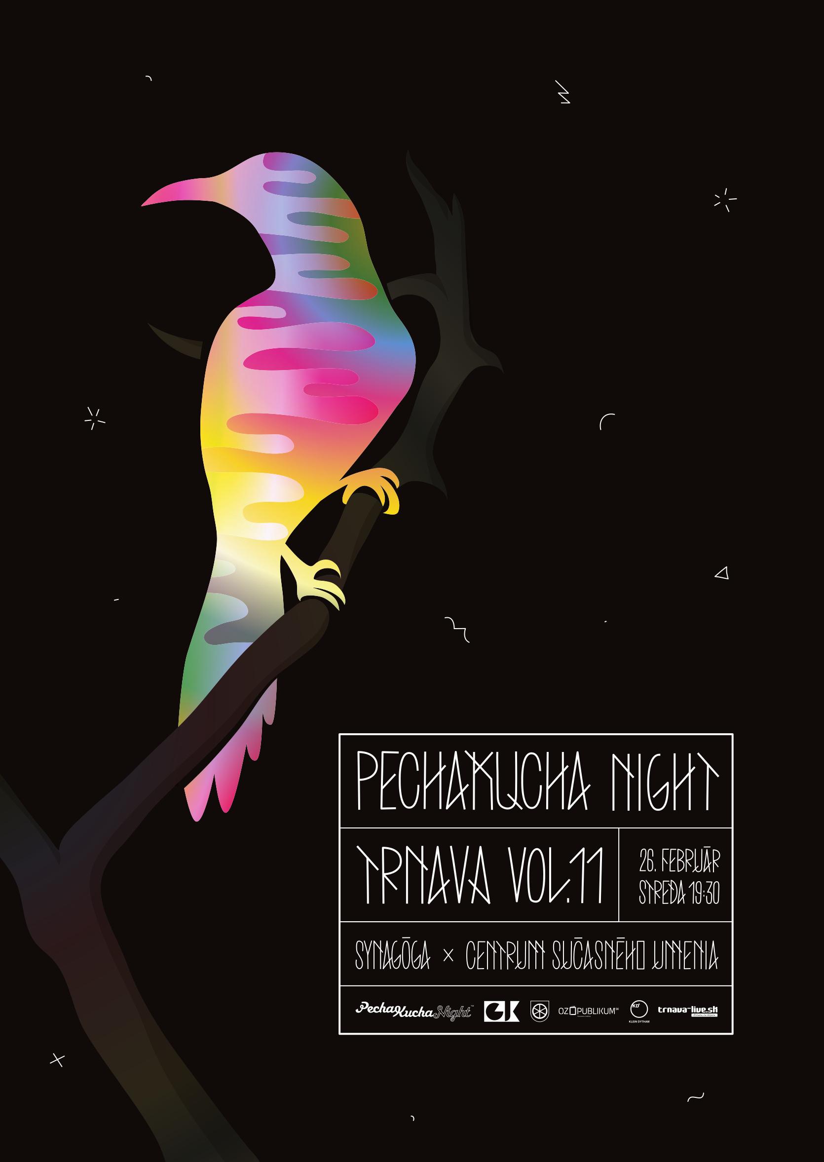 Poster pre PKN Trnava vol. 11 od Tomáša Rybára