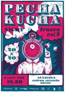 Poster PechaKucha vol. 7